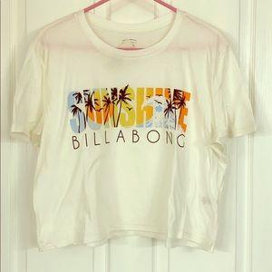 Billabong Sunshine crop top NWT XS ☀️